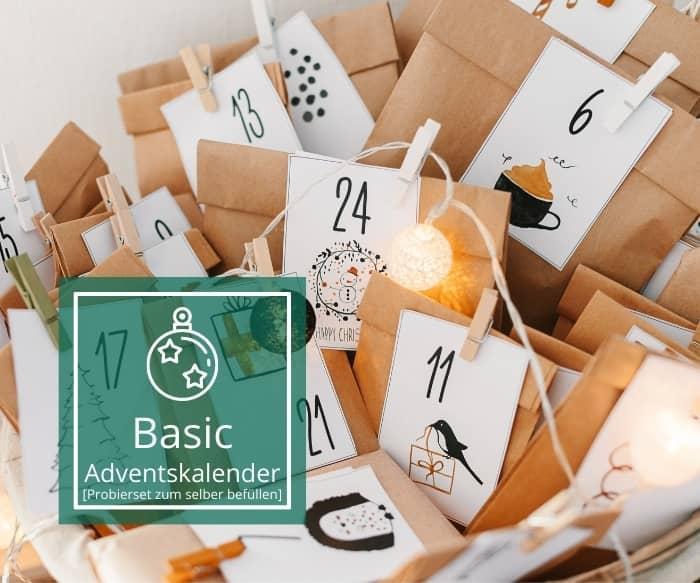 Basic Adventskalender