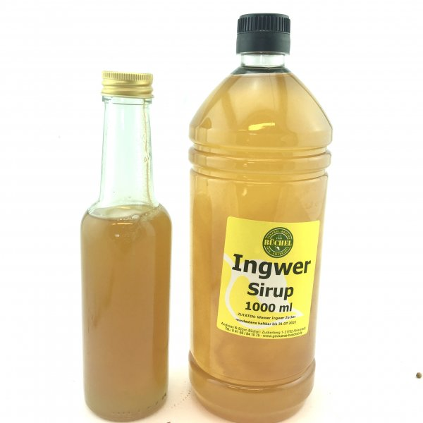 INGWER SIRUP