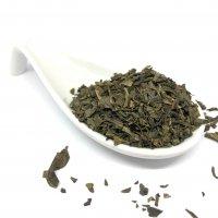Grüner Tee Earl Grey