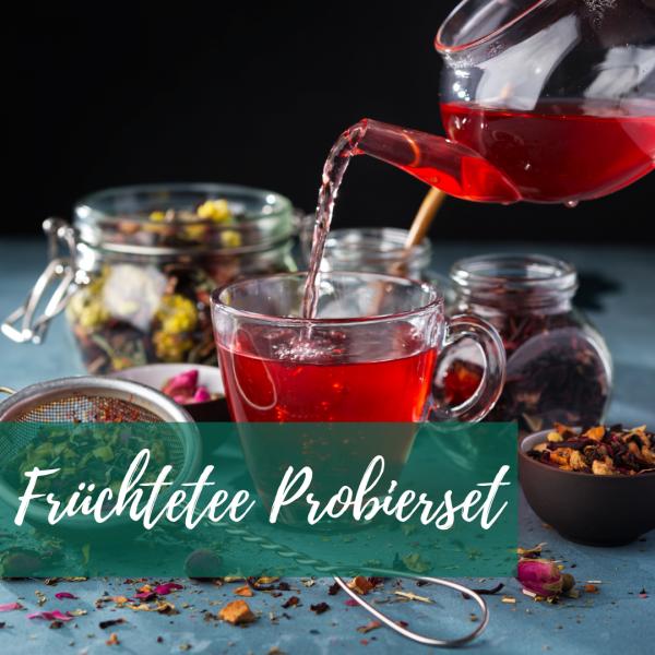 Früchtetee Probierset (9 Produkte)