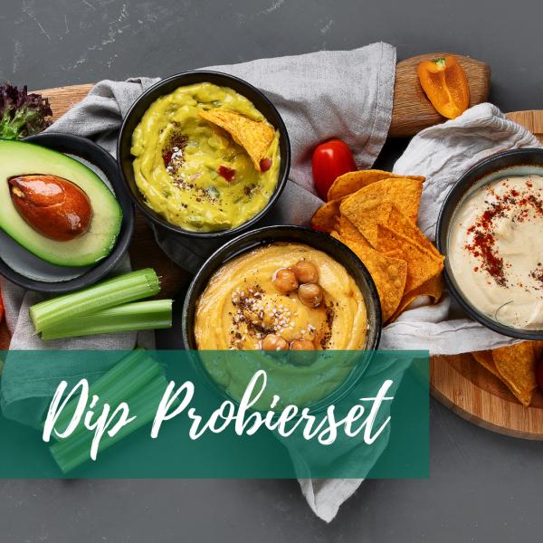 DIP Probierset (10 Produkte)