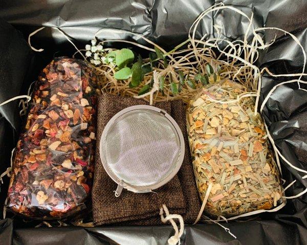 Tee-Genießer Geschenkset Größe S