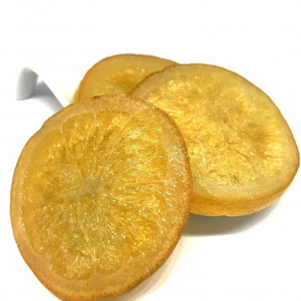 Orangenscheiben kandiert Orangeat