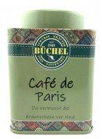 CAFE DE PARIS in der Büchel Dose