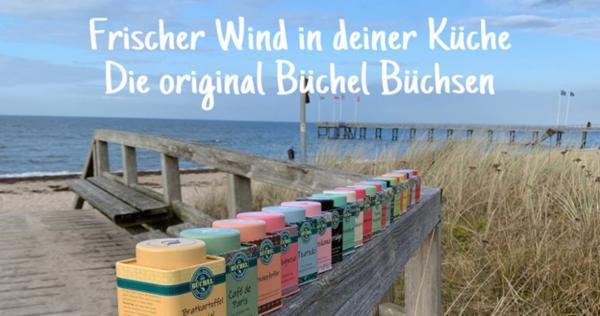Original Büchel Dose