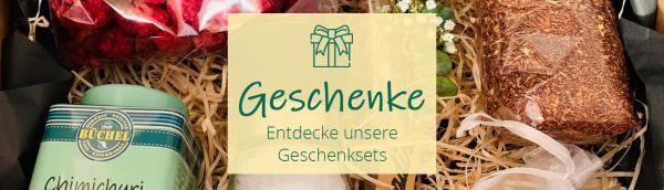 Büchel Geschenksets