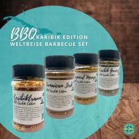 BBQ Karibik Edition (4 Streuer) - Weltreise