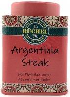 ARGENTINIA STEAK Gewürzmischung in der Büchel Dose - Basic Fleisch Gew.