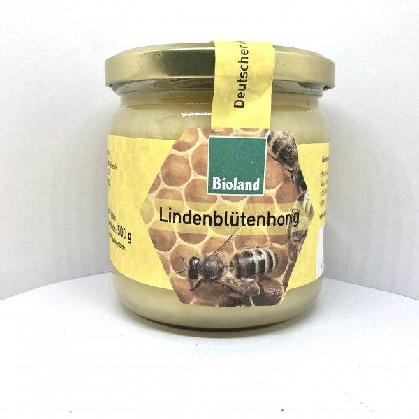 BIO Lindenblütenhonig