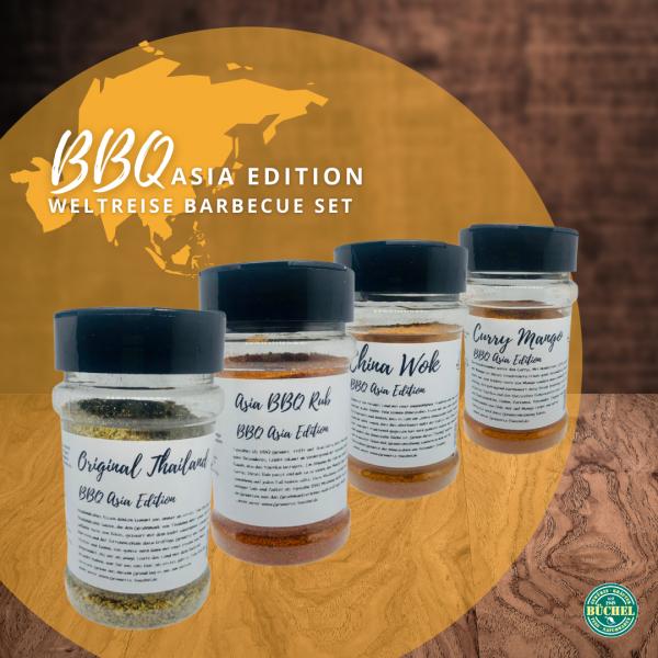 BBQ Asia Edition (4 Streuer) - Weltreise
