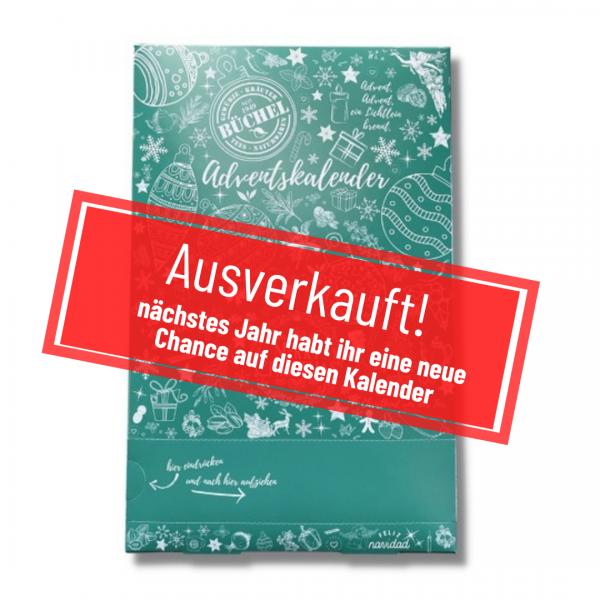 Büchels exklusiver Premium Adventskalender Edition 21